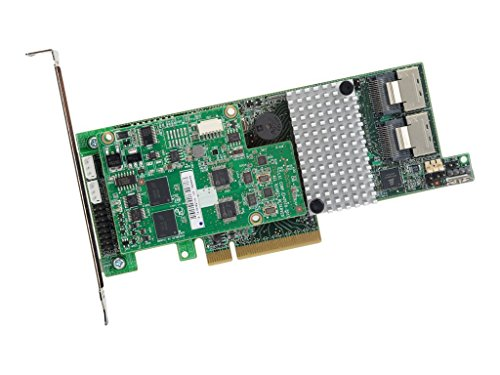 LSI Logic Megaraid Eight-Port 6Gb/s PCI Express 3 0 SATA+SAS RAID  Controller LSI00330 2019