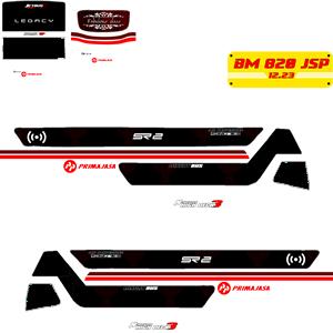 Livery Bussid Primajasa JB3 SDD Bimasena Double Decker