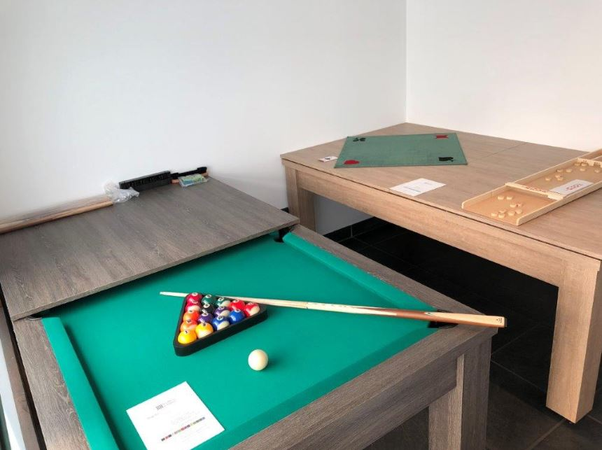 Billards de France Lyon