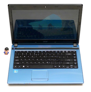 Laptop Acer Aspire 4752 Core i3 Second