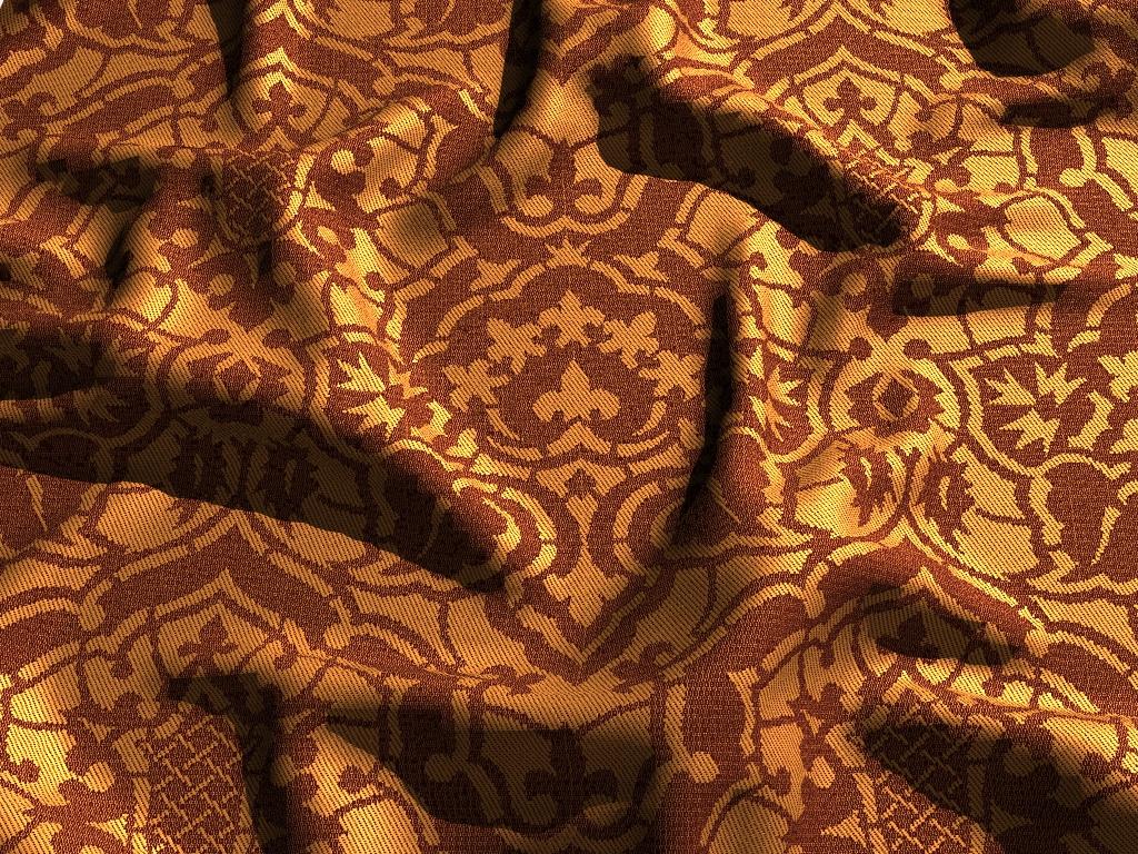 La vida simple con nereyda castillo las telas m s - Telas chenille para tapizar ...