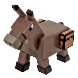 Minecraft Donkey Mini Figures