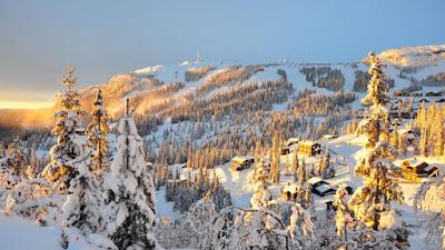 Hoteles en Noruega: Resorts de esquí en Hafjell, Kvitfjell y Skeikampen