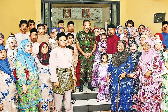 Brunei Darussalam, nation building based on Melayu Islam beraja (Malay Islamic monarchy philosophy)