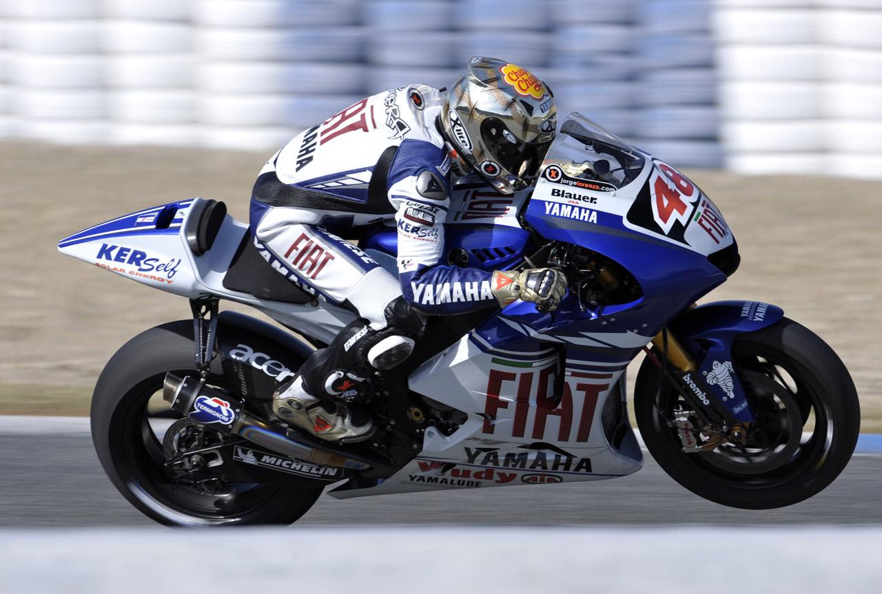 Jorge Lorenzo menang Grand Prix San Marino | indovegas