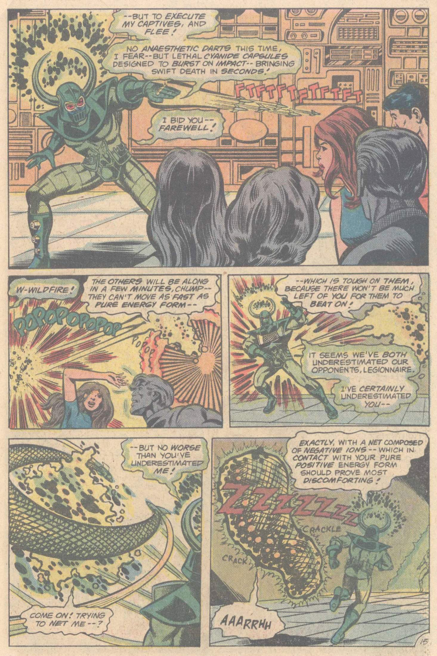 Legion of Super-Heroes (1980) 264 Page 26