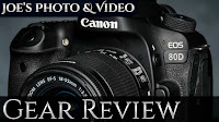 Canon EOS 80D Digital SLR Camera | Gear Review