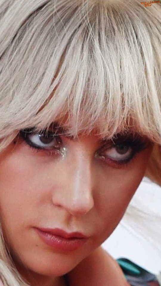 Papel de Parede para Celular Lady Gaga 540x960