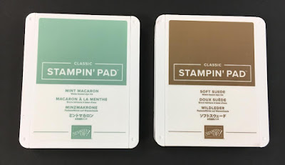 Stampin' Up! Newly Designed Stamp Pads