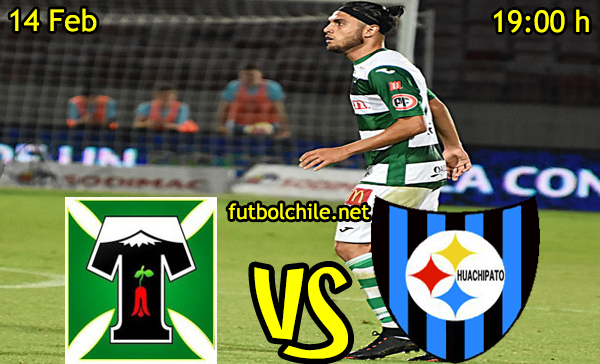 Ver stream hd youtube facebook movil android ios iphone table ipad windows mac linux resultado en vivo, online: Deportes Temuco vs Huachipato