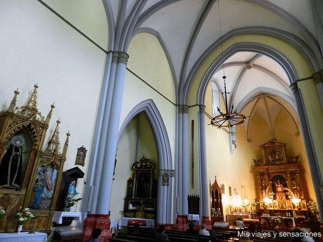 Iglesia de San Pedro, Cudillero, Asturias