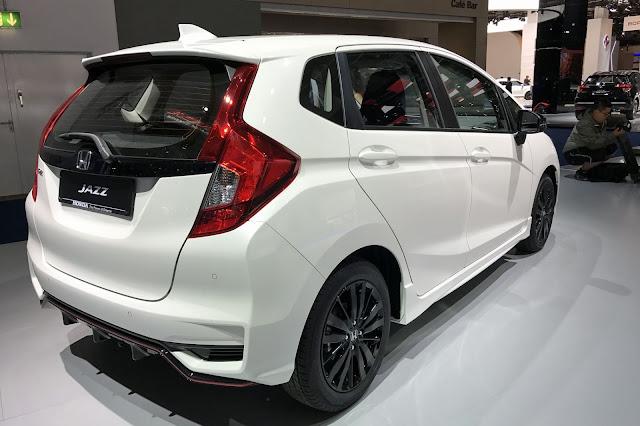 Eksterior Honda Jazz