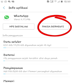 Cara Jitu Menonaktifkan Whatsapp Untuk Sementara 1000% Berhasil