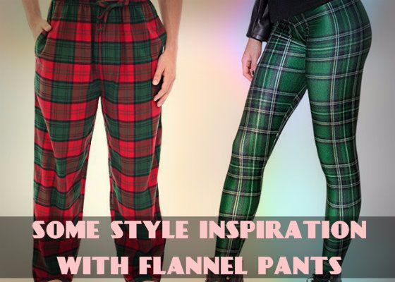 Wholesale Flannel Pants