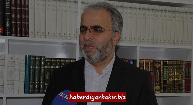 Miftîyê Diyarbekir Îşleyên wek Alîkarê Serokê Dîyanetê hat wezîfedarkirin