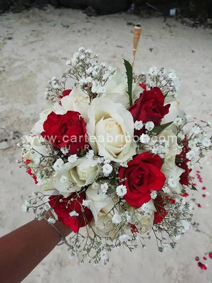Carte Abricot Wedding Planner A L Ile Maurice Jean Bernard