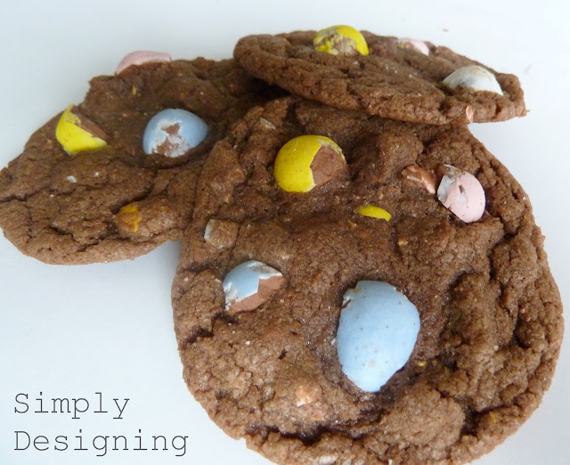 Cookies1 Leftover Easter Candy? Make COOKIES!!! 3