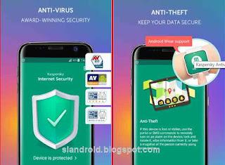 keunggulan antivirus android kaspersky android