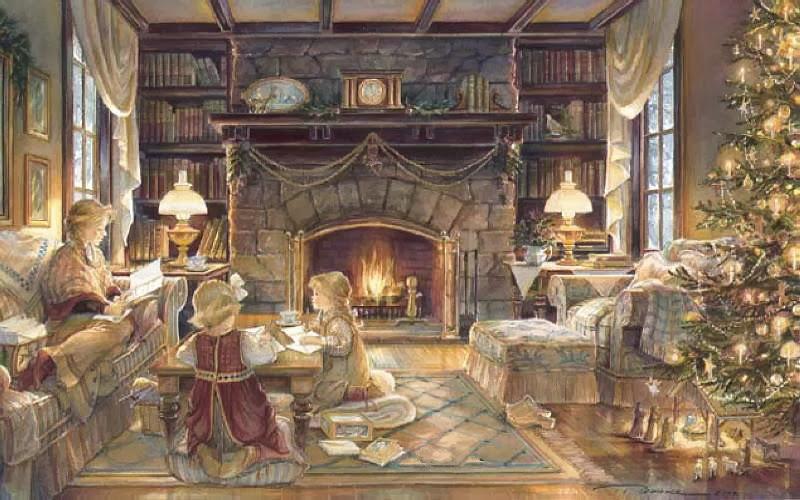 Natale Antico Immagini.Libri Cultura Recensione Un Perfetto Natale La Festa