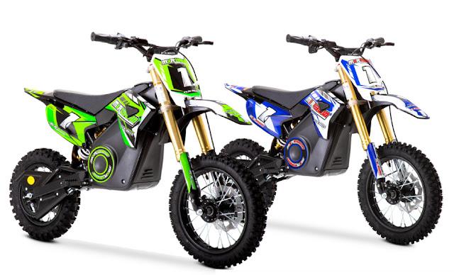 MXR 1300w Electric Mini Dirt Bike
