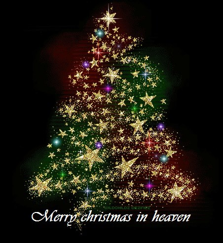 Merry Christmas In Heaven.Mother Grieving Loss Of Child Http