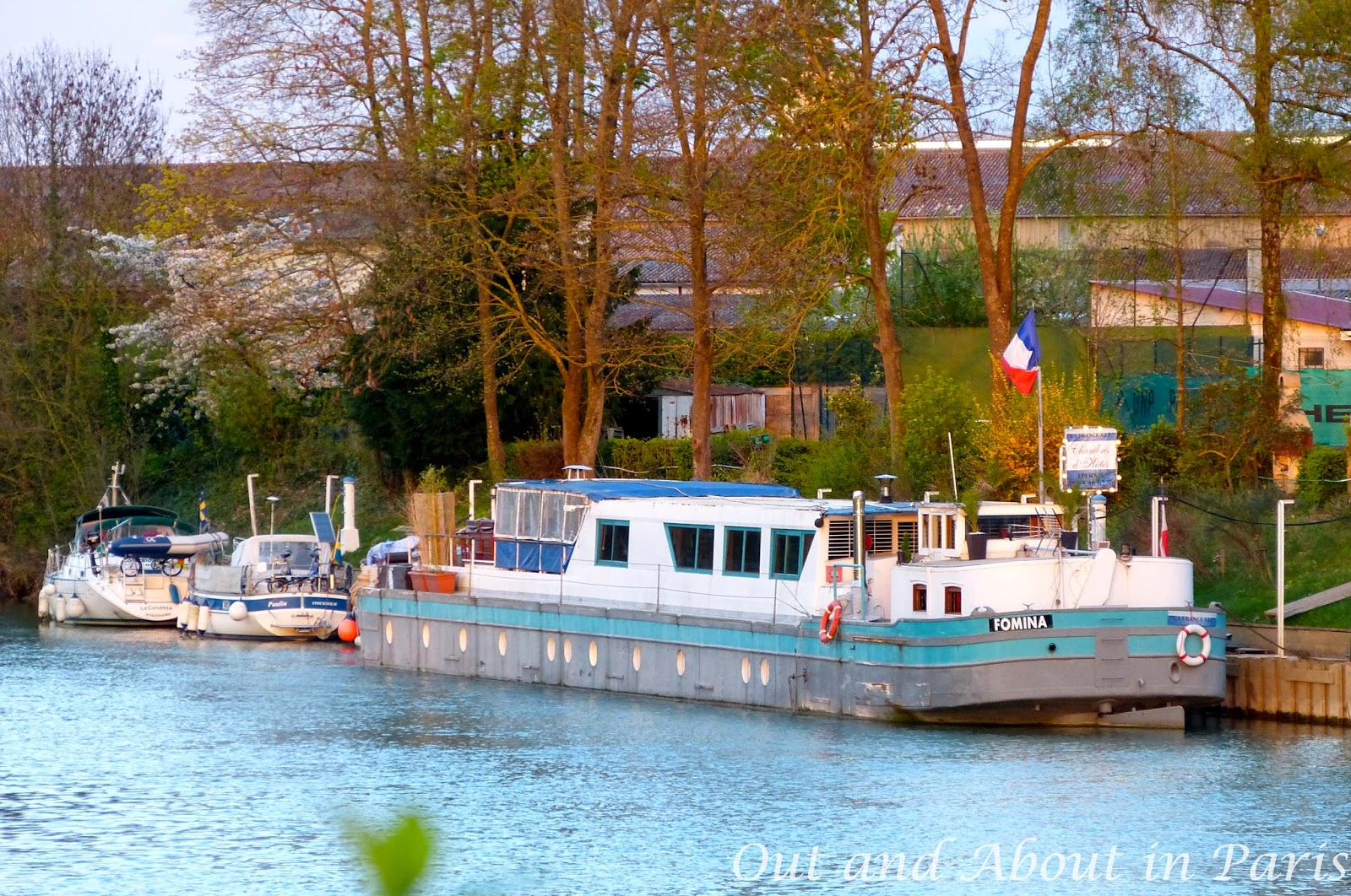 Airbnb Peniche Paris La France V I P Spend The Night Aboard A Péniche River Barge