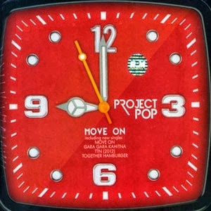 Project Pop - Move On (Full Album 2013)
