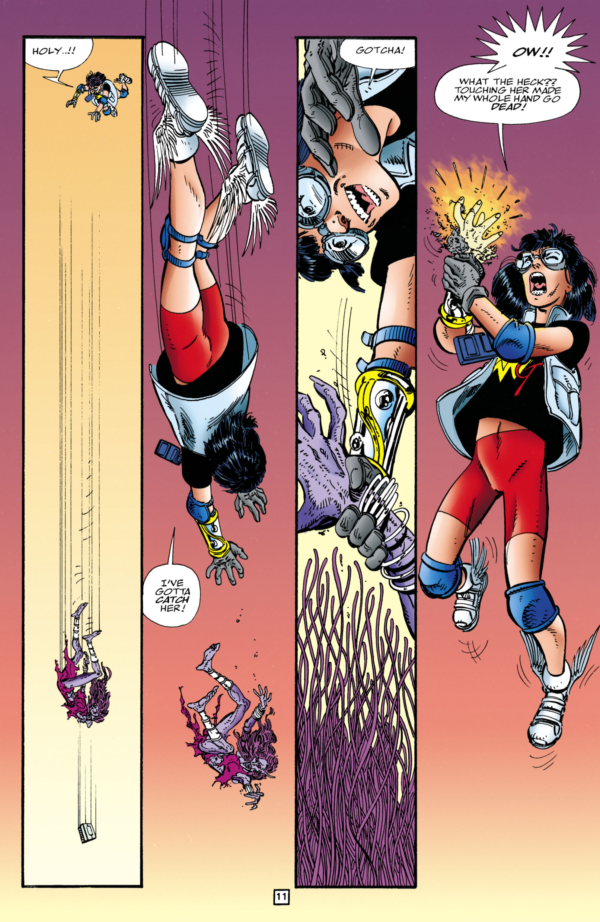 Read online Wonder Woman (1987) comic -  Issue #113 - 12