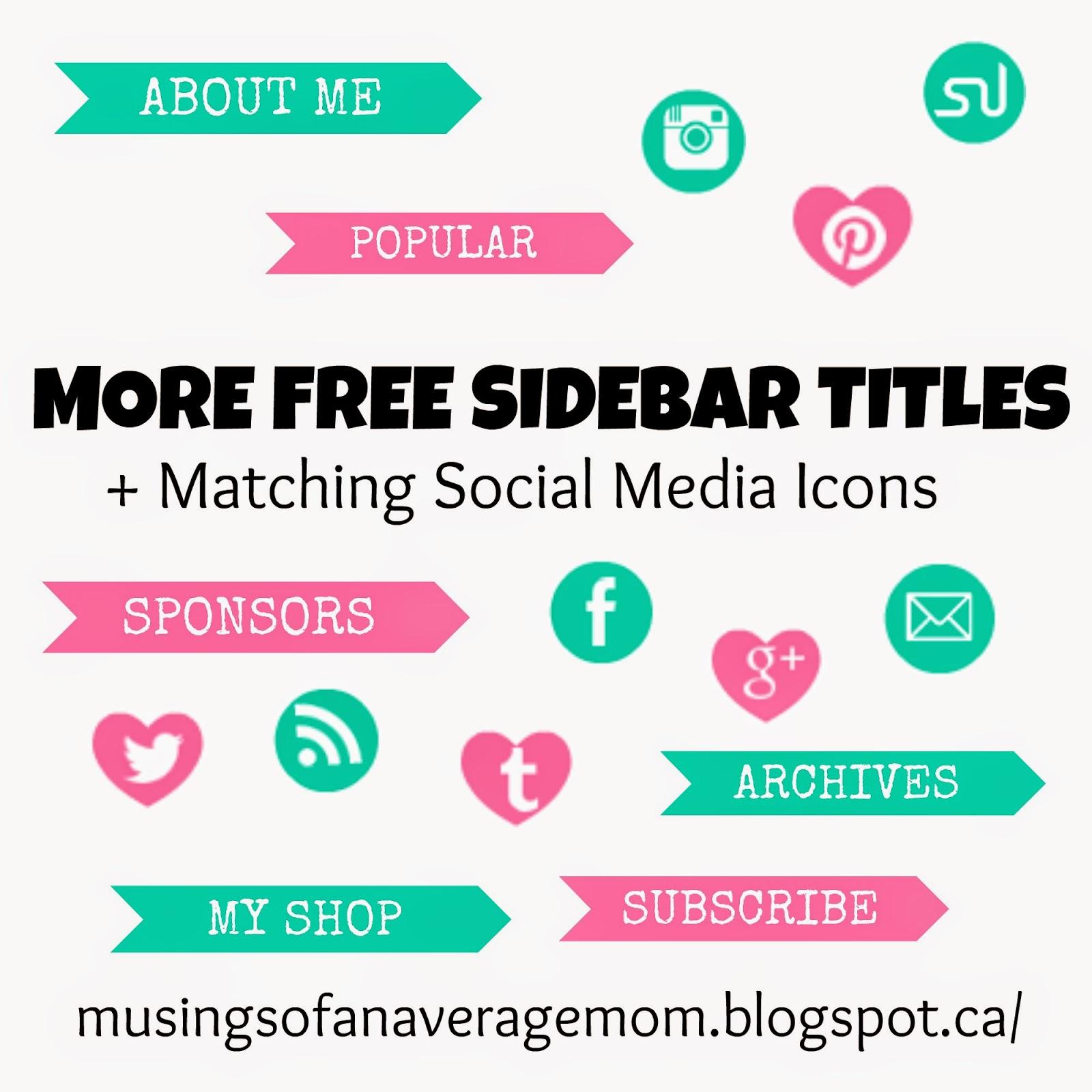 http://musingsofanaveragemom.blogspot.ca/p/free-blog-elements.html