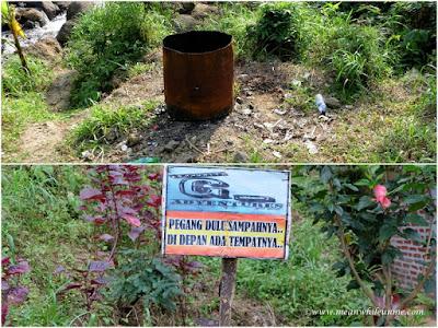 inisiatif menjaga lingkungan petungkriyono