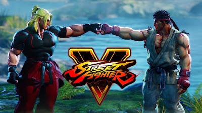 Street Fighter 5 Apk + OBB Full Download Android Mobile