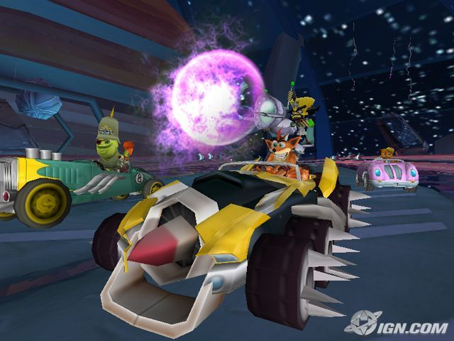 Crash Bandicoot Tag Team Racing Ps2 Android - offerlinoa