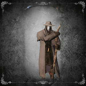 Church Servant (Scythe)