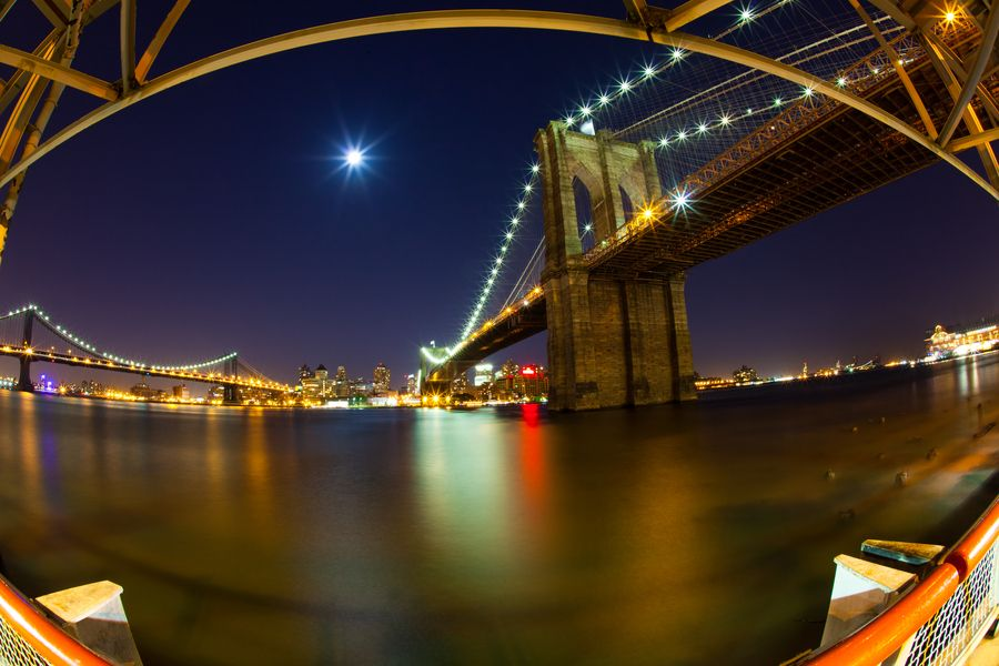 20. Brooklyn Bridge by Rich Williams