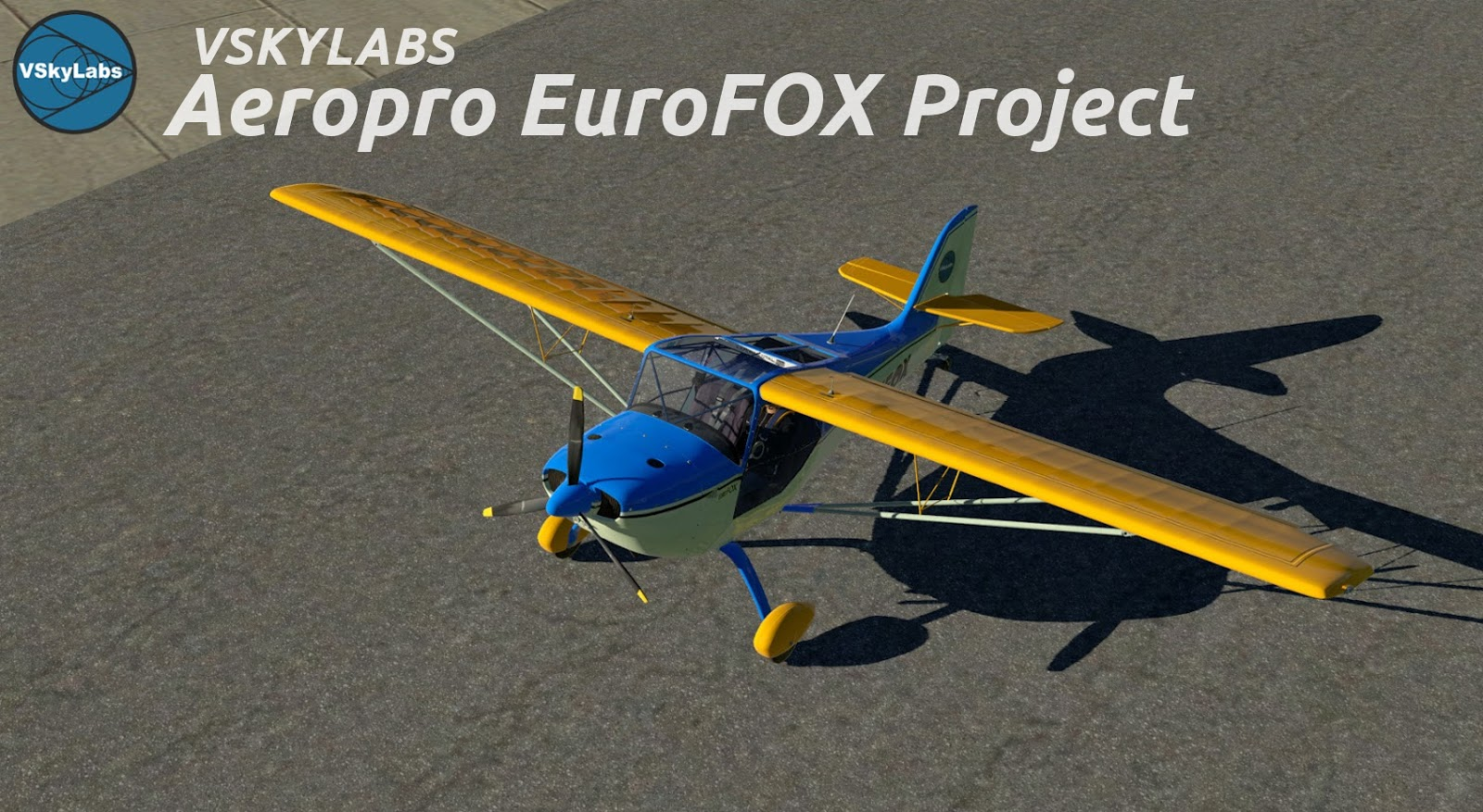 The VSKYLABS Aeropro EuroFOX