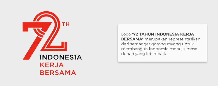 Makna dan Filosofi Mendalam dari Logo 17 Agustus 2017 - Halo Pahlawan