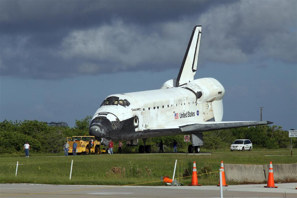 the space shuttle discovery - photo #27
