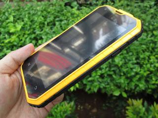 "Hape Outdoor Landrover A6 Ram 1GB layar 4.5"""