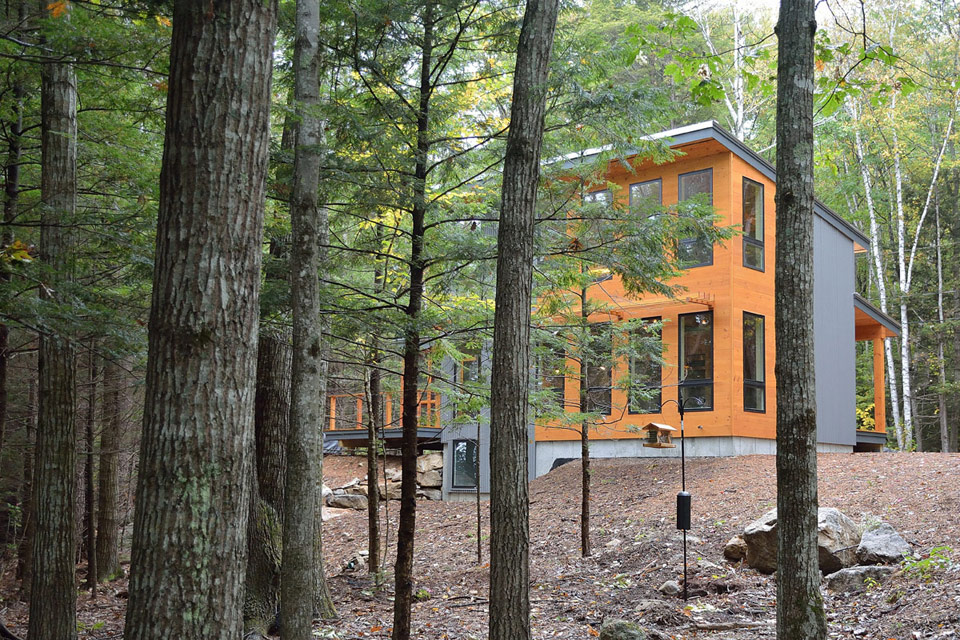 The Little Living Blog Modern Maine Cottage