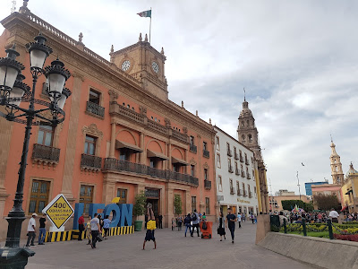 León: constantly under construction