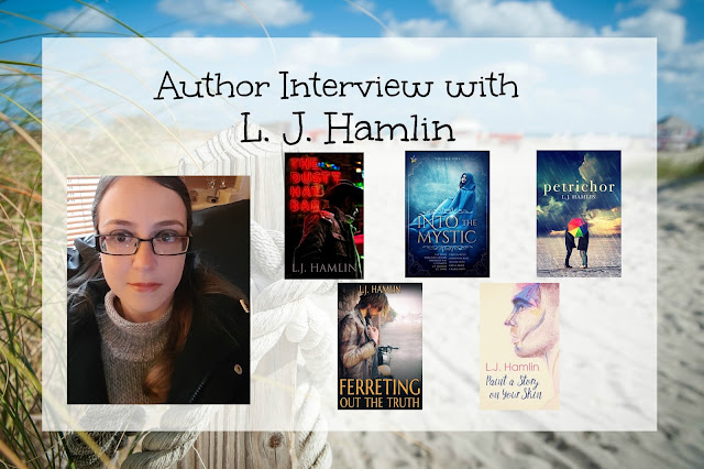 Author Interview with L.J. Hamlin