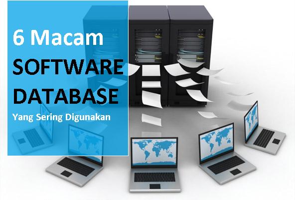 Macam-Macam Software Database