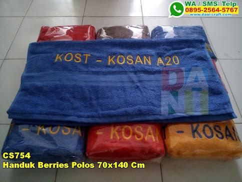 Toko Handuk Berries Polos 70x140 Cm