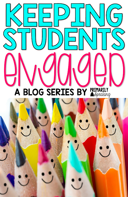 Student Engagement I Have Who Has