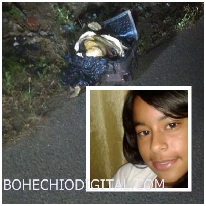 Triste noticia hallan cadáver dicen es de Emely dentro de maleta en Moca