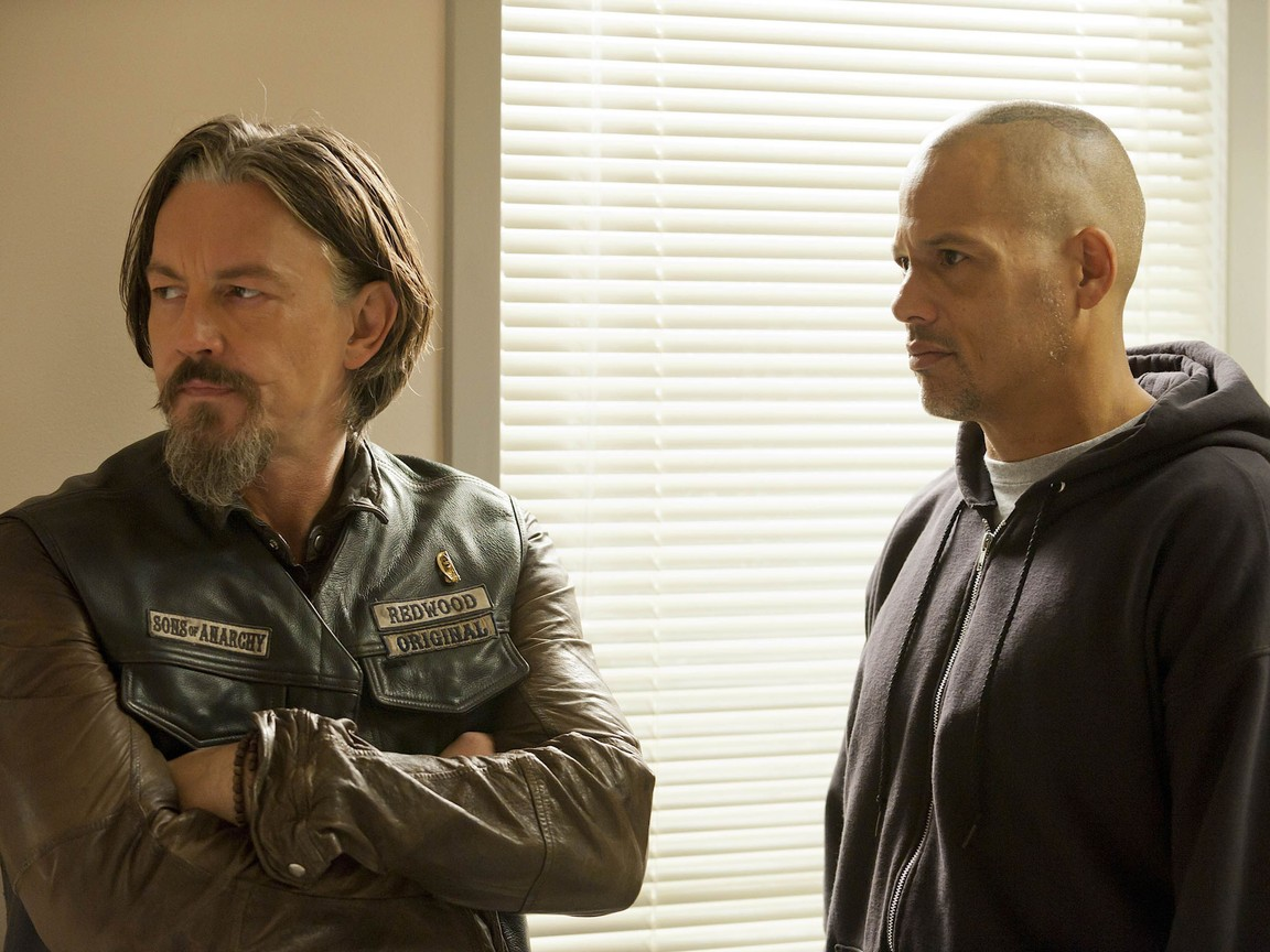 Sons of Anarchy S03E09 - Turas - video dailymotion