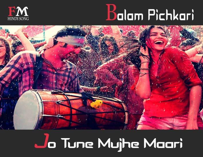 Balam-Pichkari-Jo-Yeh-Jawaani-Hai-Deewani-(2013)