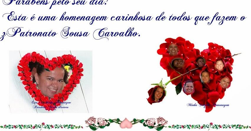 Patronato Sousa Carvalho: Mensagem De Gratidão Pelo Dia Da