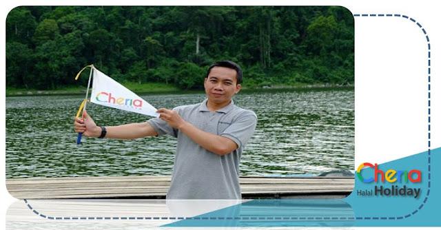 Saat Lagi di Pulau Sabang Bersama Cheria Holiday - Blog Mas Hendra