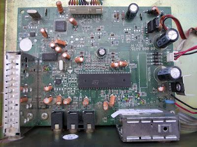 Placa do receptor Tecsate T3200 Plus